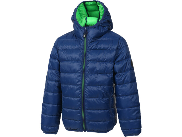 Color Kids Dirico Veste rembourrée Enfant, estate blue